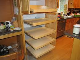 Kitchen Cabinet Slide Out Kitchen Room Kitchen Cabinet Pull Out Shelves Lowes Modern New