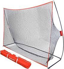 GoSports Golf Practice Hitting Net, Huge 10' x 7 ... - Amazon.com
