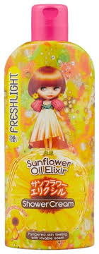 <b>Крем для душа Freshlight</b> Sunflower oil elixir — купить по ...