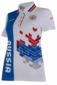 W13222G-FF162 <b>Рубашка поло женская</b> (белый/голубой), артикул