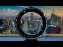 <b>Часы настенные The Only</b> Clock - печать, нанесение логотипа
