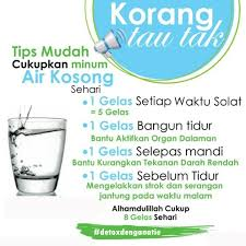Image result for air kosong