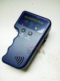 Online Shop <b>Handheld 125KHz</b> EM4100 <b>RFID Copier</b> Writer ...