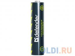 <b>Батарейки Defender</b> (AAA) <b>LR03</b>-2B 2 шт 56003 — купить по ...