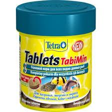 <b>Tetra Tablets TabiMin корм</b> для всех видов донных рыб в виде ...