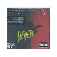 <b>Slayer</b> - <b>Live Decade</b> Of Aggression (CD) : Target