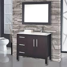 vanities kosovopavilion modern bathroom sink  mtd vanities monaco  single sink bathroom vanity set with mirror