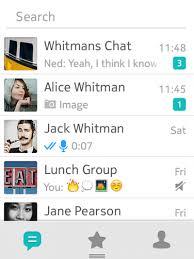 WhatsApp Messenger S40 for Java - Opera Mobile Store