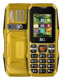 Мобильный <b>телефон BQ BQ</b>-<b>1842</b> Tank mini жёлтый — купить ...