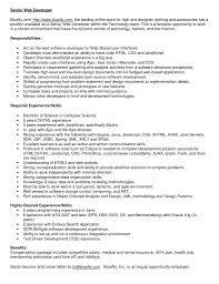 resume sample senior web development of the fashion stylist resume resume sample senior web development of the fashion stylist resume computer skills for s associate skills for shoe s associate resume skills related