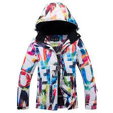 LGFM ARCTIC QUEEN <b>Skiing Jackets Women</b> Snowboarding ...