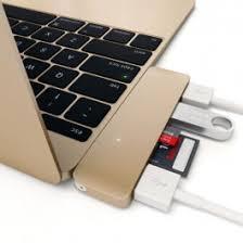<b>Хаб Satechi Type</b>-<b>C USB</b> Hub Gold (ST-TCUHG) купить в Киеве ...
