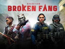 CS:GO - Operation <b>Broken</b> Fang