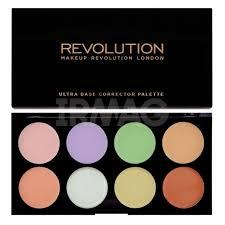 Палетка цветных <b>корректоров Makeup Revolution</b> Ultra Base ...
