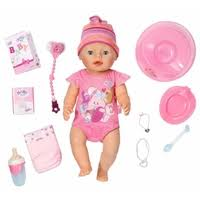 Интерактивная <b>кукла Zapf</b> Creation <b>Baby Born</b> 43 см 823-163 ...