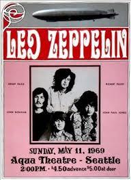 <b>Led Zeppelin</b> rocks Seattle's outdoor Green Lake Aqua Theatre on ...