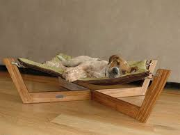cool dog furniture with wooden material big dog furniture