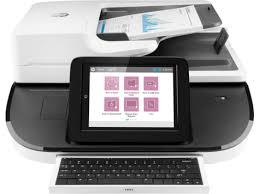 <b>HP Digital Sender Flow</b> 8500 fn2 Document Capture Workstation ...