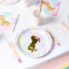 Magical <b>Unicorn Party</b> Supplies & <b>Decorations</b>