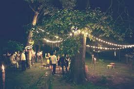 outdoor string lights for tree backyard string lighting ideas