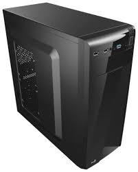 Отзывы Компьютерный <b>корпус AeroCool CS</b>-<b>1101</b> 600W <b>Black</b> ...