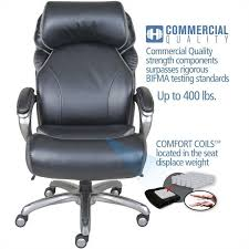 big and tall executive office chair in multi tone bliss black bliss office chair black
