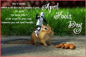 April Fools Day Quotes and Sayings With Pictures, Images | Famous ... via Relatably.com