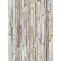 <b>Фотообои</b> бумажные <b>Komar Vintage Wood</b> 4-910 1,84х2,54 м ...