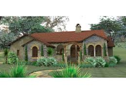 Southwest House Plans at Dream Home Source   Southwestern Style    Three Bedroom Southwest House Plan from Dream Home Source  Plan DHSW