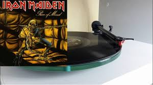 <b>IRON MAIDEN Piece</b> Of Mind side 1 (2014 Remaster) - YouTube
