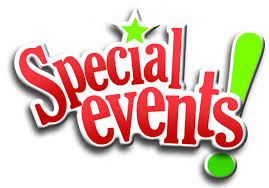 Image result for upcoming events clip art