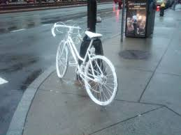 robin essay fatal bike crash hits home here now a ghost bike was set up monday morning at the scene of last week s fatal accident