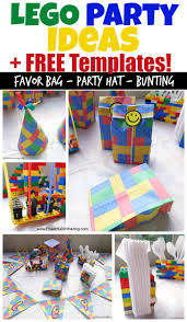 birthday party ideas and lego templates lego birthday party ideas and lego templates
