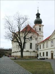 břevnov monastery břevnovský klášter brevnov church