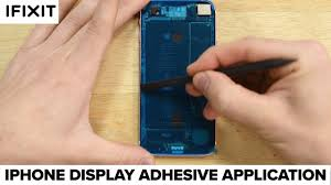 Apple iPhone 6s and Newer <b>Display</b> Adhesive Application- How To ...