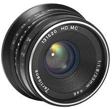 Купить <b>Объектив 7artisans 25mm f/1.8</b> Fuji X по цене 5 300 руб. в ...