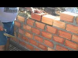 how to build a brick wall build wall