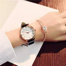 Polygonal dial design <b>women watches</b> luxury fashion dress quartz ...