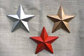 metal star wall decor: image of small texas star wall decor