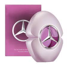 Buy <b>Mercedes Benz for Women</b> New Eau de Parfum 90ml Spray ...
