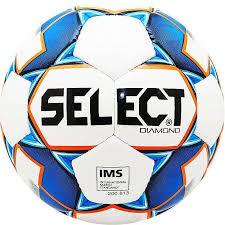 <b>Мяч футбольный Select Diamond</b> IMS 2019, 810015-002, синий ...