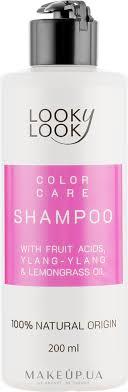 Looky <b>Look Hair</b> Care <b>Shampoo</b> - <b>Шампунь</b> для окрашенных <b>волос</b> ...