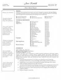 Embedded Qa Tester Sample Resume free printable resume templates