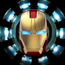 <b>CHUYI Wireless Mouse</b> Avengers 3 Iron Man Design Mause ...