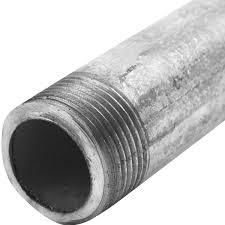 <b>Сгон удлинённый</b> d 20 мм L 0.11 м <b>оцинкованная</b> сталь в ...
