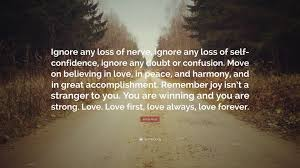 anne rice quote ignore any loss of nerve ignore any loss of anne rice quote ignore any loss of nerve ignore any loss of self