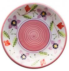<b>Тарелка</b> десертная 19 см <b>FIORETTA Flower</b> Fantasy TDP023 ...