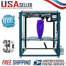 X5SA Pro 3D Printer Single Color Support 3D Touch Auto-level ...