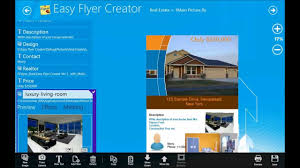 introduction to easy flyer creator publishing app templates introduction to easy flyer creator publishing app templates for flyer brochures posters