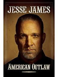 Jesse James Uncovers Memoir Book Jacket - jesse-james-240